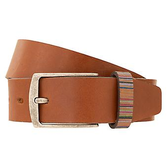 LLOYD Men's Belts Belt Herengordel Full Cowhide Brandy 3275