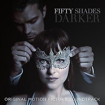 Fifty Shades Darker / O.S.T. - Fifty Shades Darker / O.S.T. [Vinyl] USA import