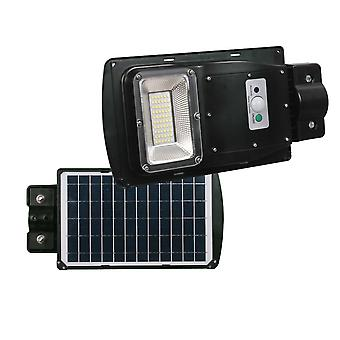 Jandei Farola LED 30W Solar Exterior IP67 Panel integrado 60 LED 800 Lúmenes 6500K Blanco Frío Batería Ion-Litio mando a distancia