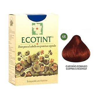 Copper Chestnut Hair Dye (4R) 130 ml