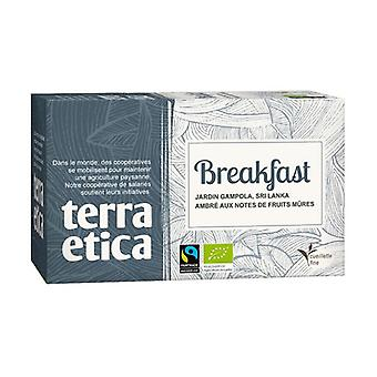 Breakfast tea 20 infusion bags of 36g