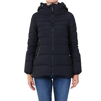 Herno Pi079dl111069300 Dames's Zwart Nylon Down Jacket
