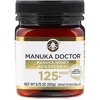 Manuka Doctor, Manuka Honey Monofloral, MGO 125+, 8,75 oz (250 g)