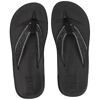 Recife Mens RF0A3OMOBRO Slip On Open Toe Flip Flops