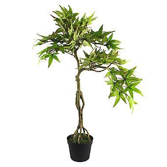 60cm Artificial Maple Bonsai Tree