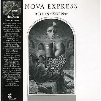 John Zorn - Zorn: Nova Express [CD] USA import