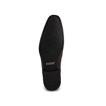 Kenneth Cole New York Men's Regal Metal Logo Strap Dress Loafer