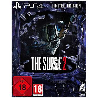 The Surge 2 Limited Edition PS4 Game