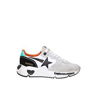 Goldene Gans Gmf00126f00064280523 Männer's Multicolor Leder Sneakers