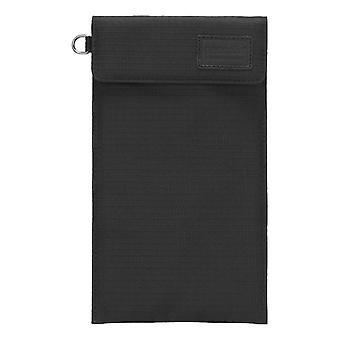 Pacsafe Silent Pocket faraday Phone Guard - Jet Black