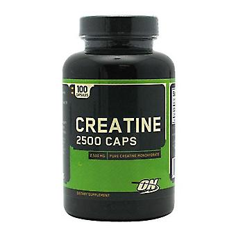 Optimal näring CREATINE, 2500 mg, 100 kepsar