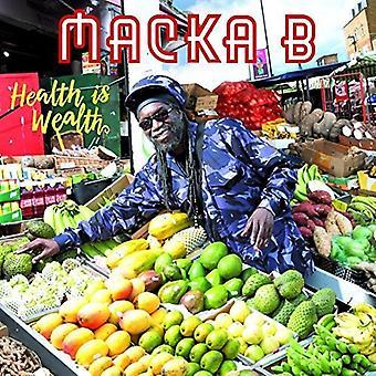 Macka B - Health Is Wealth [Vinyl] USA import