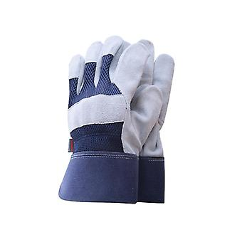 Town & Country TGL410 Mens Suede Leather Rigger Gloves T/CTGL410