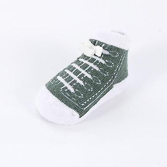 Baby Socks, Sports Lace, Cotton