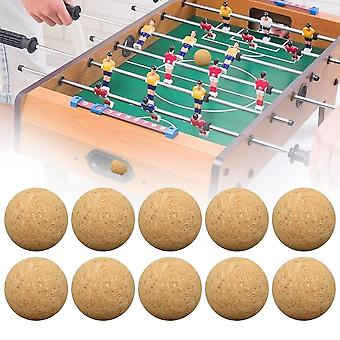 Indoor Multifunctional Baby Wooden Game - Football Desktop Solid Table