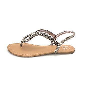 Materiaali tyttö naisten Shyla avoin toe erityinen tilaisuus slingback sandaalit