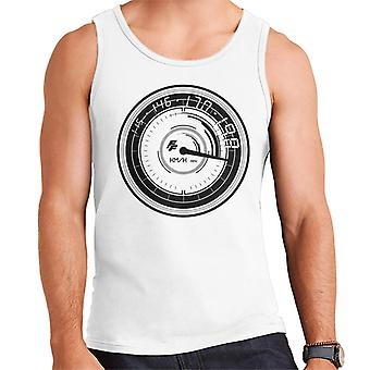 Fast and Furious Speedometer Men's Vest