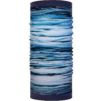 Buff Adulți reversibile Polar Outdoor De protecție eșarfă tubulară - Tide Blue
