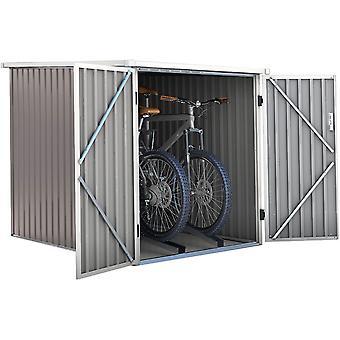 """Caseta de metal para bicicleta """"DALLAS BIKE"""" - 2.8 M²"""