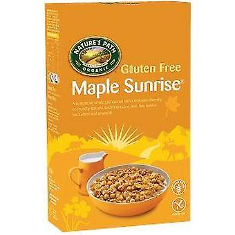 Natures Path Cereal Orgánico - Maple Sunrise 332g x 4