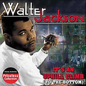 Walter Jackson - It's an Uphill Climb (to the Bottom) [CD] USA import