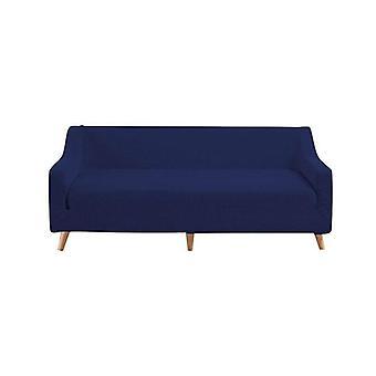 3-paikkainen sohva venyttää sohva-loungen kansisuojaa navy
