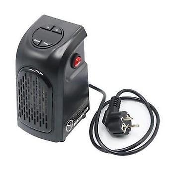 Calentador eléctrico de pared, Mini ventilador hogar de escritorio, estufa de calefacción práctica, radiador