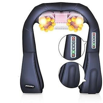 U Shape Electrical Shiatsu, rug, nek, schouder, Body Massager - Infrarood