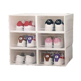 Shoe Organizer Drawer Storage Case
