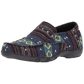 Roper Womens Johnnie Closed Toe Loafers