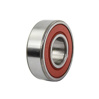 NTN Double Rubber Sealed Bearing - 6202DDU