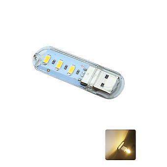 Mini Draagbare Usb Led Book Light Dc5v