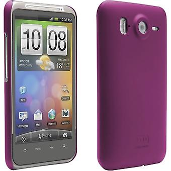 Case-Mate - Barely There Case for HTC Inspire 4G - Rubber Pink