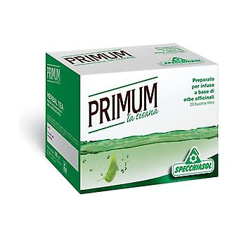 Primum Herbal Tea Pack 20 infusion bags
