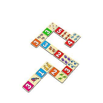 Alatoys Wooden  dominoes 2