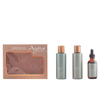 Unisex Hair Dressing Set Agave Vlasy (3 ks)