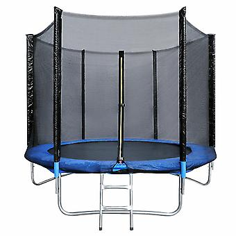 Outdoor Round Trampoline with Safety Net
