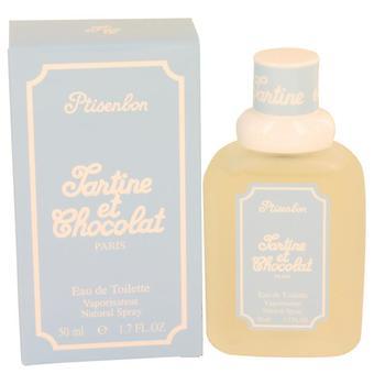 Tartine Et chokolade Ptisenbon Eau De Toilette Spray af Givenchy 1,7 oz Eau De Toilette Spray