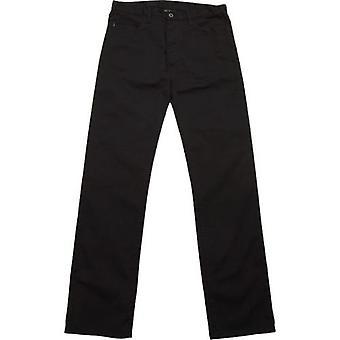 Emporio Armani J45 Tapered Stretch Gaberdine Jeans