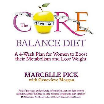 Die Core Balance Diät - Ein 4-Wochen-Plan für Frauen, um ihre Metabol zu steigern