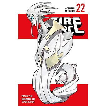 Fire Force 22 by Atsushi Ohkubo