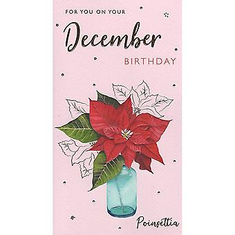 ICG Ltd December Birthday Card