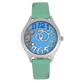 Crayo Spirit Quartz Blue Dial Unisex Watch CRACR5503