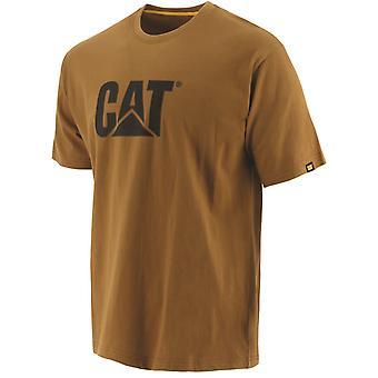 T-shirt con logo con marchio unisex Caterpillar vari colori 25301