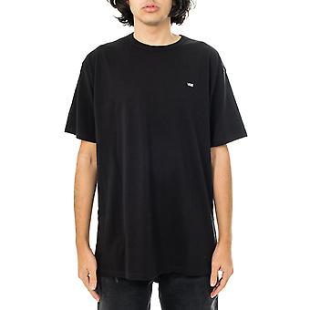 Heren T-shirt busjes mn van de muur klassieke ss vn0a49r7blk