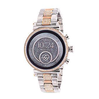 Michael Kors Gen 4 Sofie HR Deux tons Smartwatch MKT5064