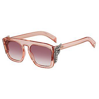 Fendi FF0381/S 35J/3X Vaaleanpunainen/Vaaleanpunainen Kaltevuus ** Aurinkolasit