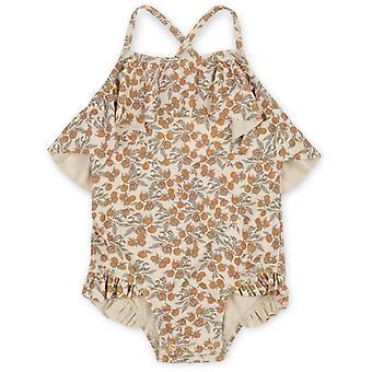 Mädchen Schwimmen Bikini Blumenkleidung