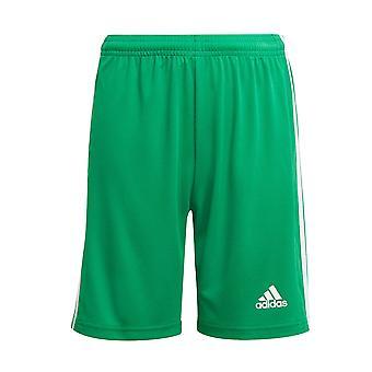 アディダスJRスクワッド21 GN5762トレーニング夏の男の子のズボン
