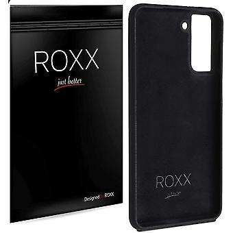 FengChun Roxx Hard Case Silikon Hülle | Mit Samsung Galaxy S21 | Wie das Original nur